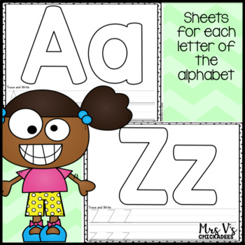 Alphabet Multi Purpose Mats: Play Dough, Dot Stamps, Crayons & Markers