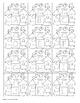 Alphabet Mystery:  Literacy and Math Center Fun