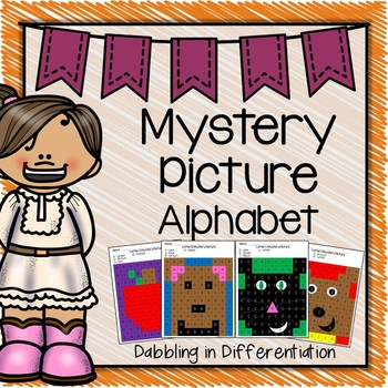 Alphabet Mystery Picture