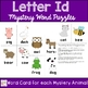 Letter ID - Mystery Animal Word