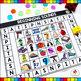 Alphabet No Prep & Color Dice Board Games