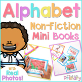 Alphabet Non-Fiction Mini Story Books