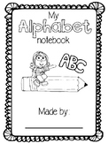 Alphabet Notebook SAMPLE