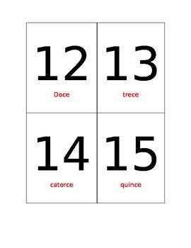 Alphabet / Number 0-20 Flashcards