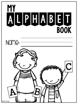 Alphabet & Number Dot Workbook