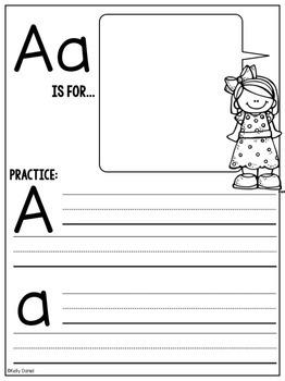 Alphabet & Number Dot Workbook