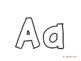 Alphabet & Number Mats