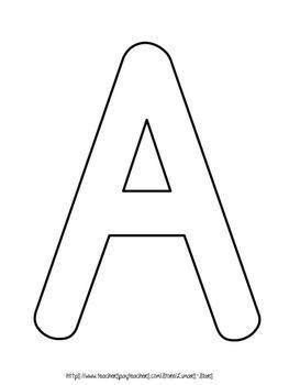 Alphabet & Number Play-Doh Mats {NO DITTOS}
