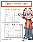 Alphabet Number Puzzles