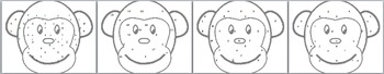 Alphabet & Number Recognition: Highlight the letter or number on the Monkey'