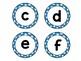 Alphabet & Number Sticks