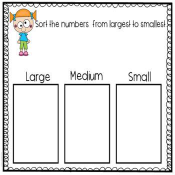 Sorting by Attributes Activities PreK and Kindergarten