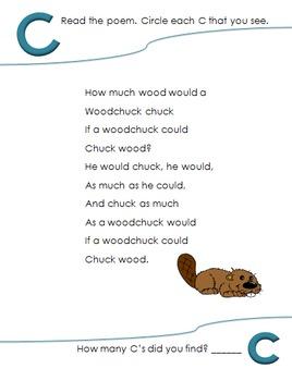 Alphabet Nursery Rhymes
