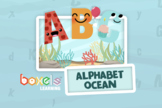 Alphabet Ocean ABC Learning Game (Web Application)