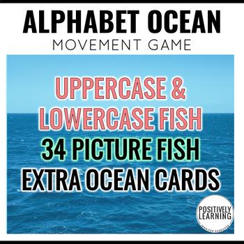 Alphabet Ocean Intervention Movement Games