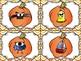 Alphabet  October Literacy Centers