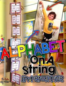 FREE ALPHABET ON A STRING