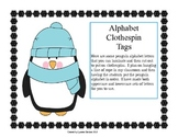 Alphabet Order Penguin Theme