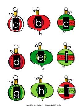 alphabet ornaments by amy rodgers teachers pay teachers