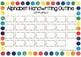 Alphabet Handwriting Outline Posters - Queensland Beginner