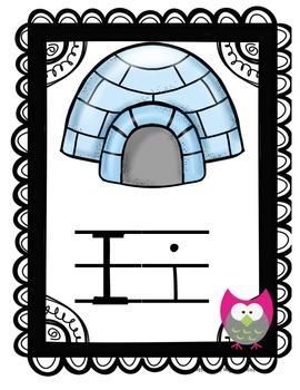 Alphabet - Owl Theme