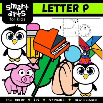 Alphabet P Clip Art