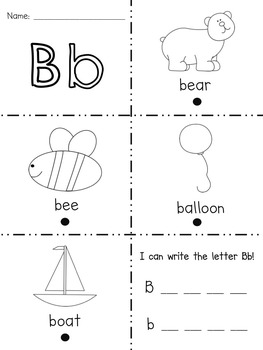 Alphabet Pack - 104 pages!