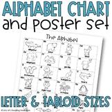 Alphabet Chart {Animal Alphabet}