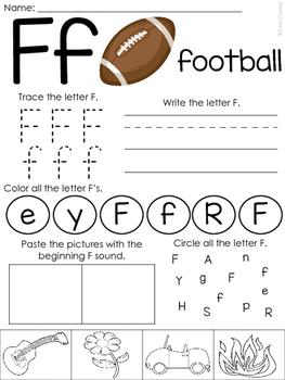 Alphabet Pages   