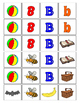 Alphabet Patterning Play Game ~ Literacy / Reading Center for Letter B