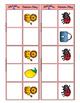 Alphabet Patterning Play Game ~ Literacy / Reading Center for Letter L
