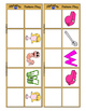 Alphabet Patterning Play Game ~ Literacy / Reading Center for Letter W