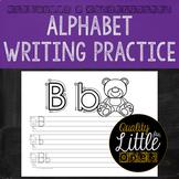 Alphabet Penmanship - Alphabet Writing Practice - Correct