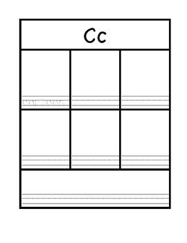Alphabet Phoneme and Sound book