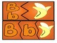 Alphabet Phonics Beginning Sounds 2 Piece and 3 Piece Puzzles
