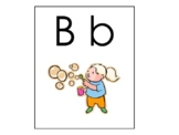 Alphabet Phonics Cards-Multisensory