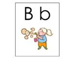 Alphabet Phonics Cards-Multisensory