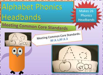 Alphabet Phonics Headbands