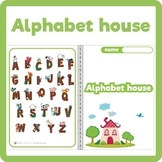 Alphabet Phonics House