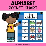 Alphabet Pocket Chart Center