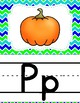 Alphabet & Phonics Posters