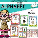 Alphabet Phonics Posters {Christian Theme}