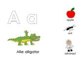 Alphabet Phonics Printables