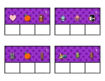 Alphabet & Phonics Puzzles - Short O Set