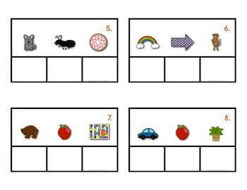 Alphabet & Phonics Puzzles - Short Vowel Bundle