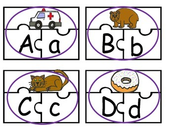 Alphabet Phonics Puzzles-White Copy