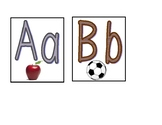 Alphabet Phonics Song and Poster