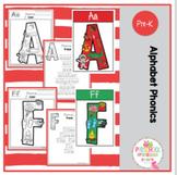 Alphabet Phonics Worksheets
