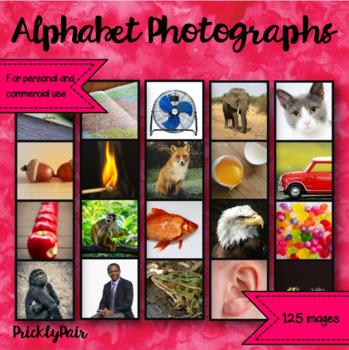 Alphabet Photo Backgrounds