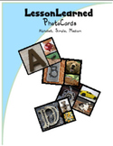 Alphabet PhotoCards, Medium